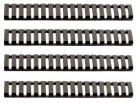 Lot de 4 cache rail od - G&G