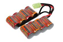 Photo Batterie mini 9,6v / 1500mah pour GR4 G26 G&G