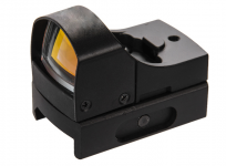 Mini red-dot Reflex Sight Black