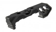 Angle Grip Skeleton Speed Aluminium M-LOK / Keymod Black