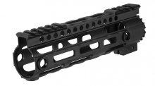 Garde main M-LOK free floating 7' noir