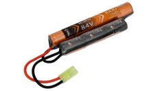 NiMh 8,4V 1600mAh nunchuck battery