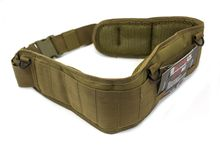 Ceinture tan battle Nuprol