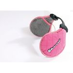 Photo Casque audio rose hiver subzero - midland