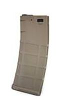 Mid-cap 150 rounds magazine for M4 tan