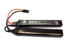 LiPo battery 2 elements 7.4 v / 2600 mAh