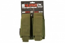 2 x 40mm grenade Molle Pouch PMC