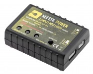 Photo Lipo / Life / NimH / NiCD Compact Charger