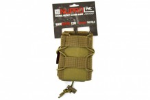 PMC M4 mag pouch open top