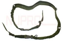 Bungee 2 point strap 1000 Green od np