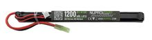 Photo Batterie LiPo 7,4 v 1200 mah slim stick 20 c
