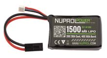 Photo Batterie LiPo micro 7,4 v/1500 mAh