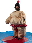 SUMO Fighter - Kit de 2 costumes de sumo enfant