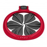 R2 Quick feed rotor Red
