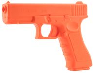 Photo Pistolet Glock 17 d'entraînement orange - Impact Defender