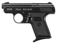 Photo Pistolet 9 mm à blanc Reck Goliath noir