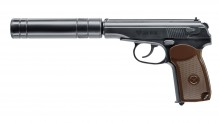 Pistolet CO2 Legends KGB BB's cal. 4.5 bbs Co2 3,0J