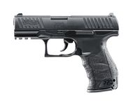Photo Pistolet Walther PPQ Noir