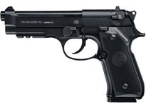 Photo Pistolet Beretta M92 A1 noir BB's cal. 4,5 mm