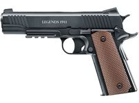 Photo Pistolet CO2 Legends 1911 BB's cal. 4,5 mm
