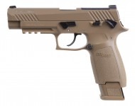 Photo Sig Sauer M17 P320 Co2 4,5mm Pellets FDE