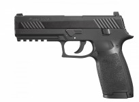 Photo Sig Sauer P320 Co2 4,5mm Pellets Black