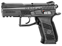 BB's GBB MS DTCZ 75 P-07 CO2 gun