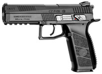 CO2 pistol CZ P09 cal. 4.5 mm