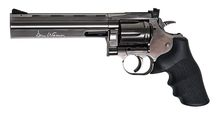 Photo Revolver CO2 Dan Wesson steel grey 6'' cal. 4,5 mm