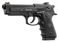 Pistolet Co2 culasse mobile BORNER SPORT 331 cal. 4.5mm BB's