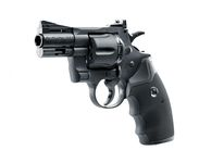 Photo Revolver CO2 Colt Python 2,5'' noir BB's  cal. 4,5 mm