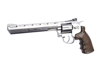 Dan Wesson CO2 Revolver silver 8 '' BB's cal. 4.5 mm