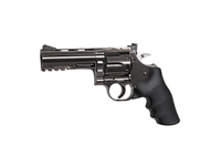 Photo Revolver CO2 Dan Wesson steel grey 4'' cal. 4,5 mm