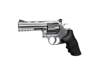 Photo Revolver CO2 Dan Wesson silver 4'' cal. 4,5 mm