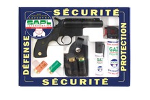 Photo Kit pistolet Gomm-Cogne GC27 luxe SAPL