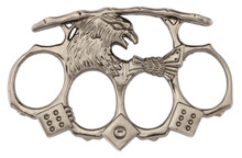 Brass Knuckles Eagle and Dice