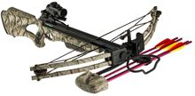 Crossbow Shoot Again compound camo