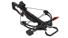 Barnett Recruit Tactical Crossbow + Red Dot, quiver & darts