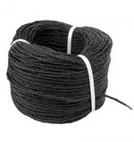 Photo Black nylon cord