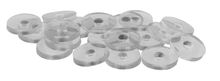 Photo PVC washers for callers