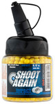 Billes Airsoft 6mm 0.12g IMPACT en pot de 1000 billes - Shoot Again