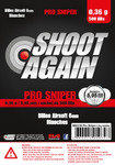 Photo Billes 0.36g Pro Sniper - sachet de 500 billes - Shoot Again