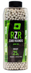 Photo Billes RZR 0. 25 g bouteille 3300 bbs - NUPROL