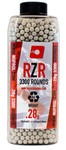 Photo Billes RZR 0. 28 g BIO bouteille 3300 bbs - NUPROL