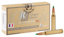 Photo Balles à percussion centrale Sologne .300 Weatherby Magnum
