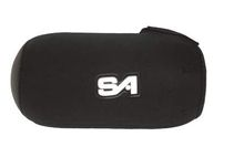 Bottle cover 0. 8 l. Black
