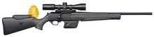 Maral SF Nordic carbine with threaded barrel
