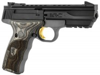Pistolet de tir Browning Buck Mark Black Label .22 LR
