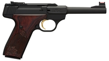 Photo Pistolet Browning Buck Mark Challenge Rosewood .22 LR