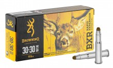 Munition grande chasse Browning cal. 30-30 Win